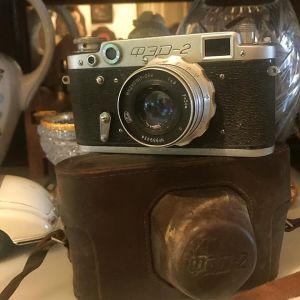 FED2 Ρώσικη Φωτογραφική Μηχανή