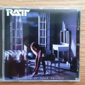 RATT - Invasion Of Your Privacy (CD Reissue)