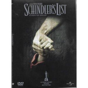2 DVD / SCHINDLERS LIST / ORIGINAL DVD