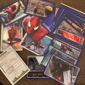 45 αυτοκόλλητα Spider-Man 2, 2014