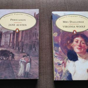 4 λογοτεχνικά βιβλία στα αγγλικά