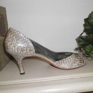 Δερμάτινα χειροποίητα παπούτσια