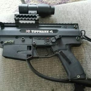 Paintball όπλο TIPPMANN x7
