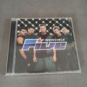 Five - Invincible [CD Album]