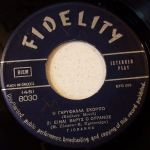 Vinyl record 45 - Γιοβάννα