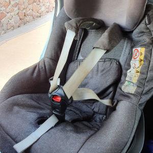 maxi cosi iso fix έως 4 ετών κάθισμα αυτοκινήτου