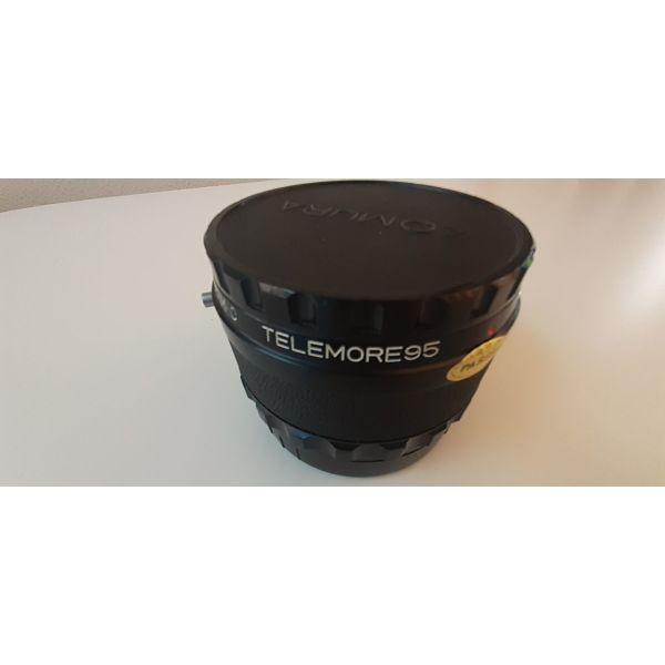 komura telemore95Teleconverter for Hasselblad 6x6