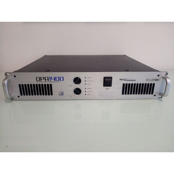 enischitis ECLER DPA1400 High-end Stereo Amplifier
