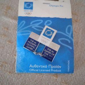 Καρφίτσες Αθήνα 2004