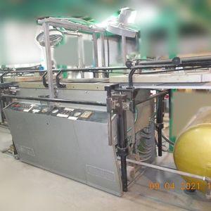 Πρέσα (Vacum) θερμοδιαμόρφωσης πλαστικών