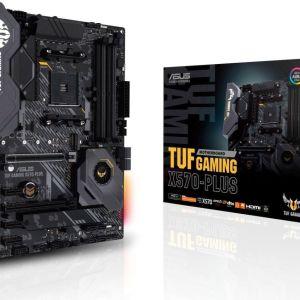 Asus Tuf x570 Gaming Plus + Ryzen 5 3600x