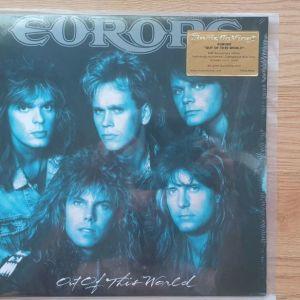 Europe - The Final Countdown LP Reissue Blue Vinyl Music On Vinyl SEALED!!!