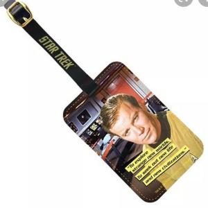 Πωλείται ετικέτα βαλίτσας Star Trek