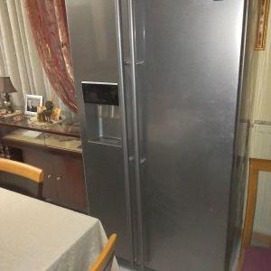 ψυγείο ντουλάπα Samsung  250 ευρώ συζητήσιμη