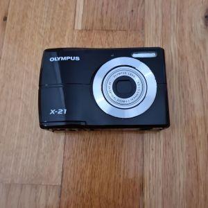 Ψηφιακή φωτογραφική μηχανή OLYMPUS MASTER 2 X-21.