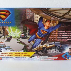 ΕΠΙΤΡΑΠΕΖΙΟ ΠΑΙΧΝΙΔΙ SUPERMAN(MATTEL)2005