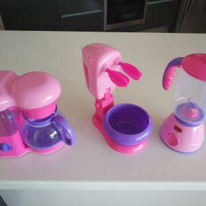 Παιδικό σετ συσκευών κουζίνας