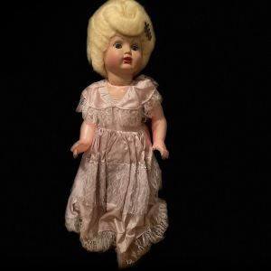 Vintage Παλιά Μεγάλη Κούκλα