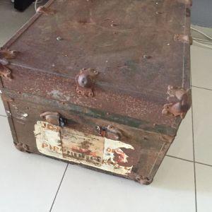 Μπαουλάκι-βαλίτσα συλλεκτικό