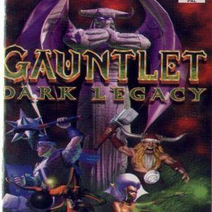 GAUNTLET DARK LEGACY - PS2