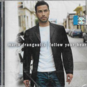 CD / MARIO FRANGOULIS / FALLOW JOUR HEART / ORIGINAL CD /