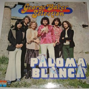 George Baker Selection - Paloma Blanca (βινύλιο)