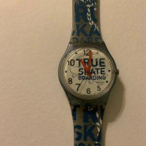 Swatch snowpass συλλεκτικό ρολόι χειρός