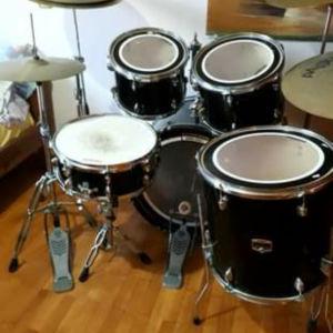 Full set Drums yamaha gigmaker με πολλά extra
