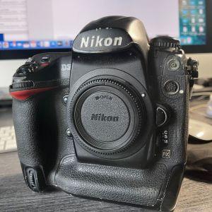 NIKON D3 φωτογραφική camerα