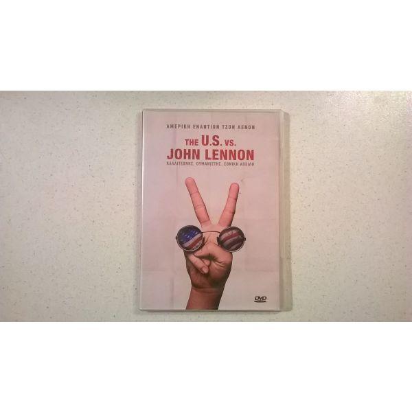 DVD ( 1 ) The U,S. vs. John Lennon