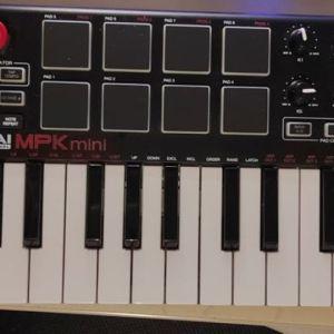 AKAI MPK Mini Keyboard - Πιάνο