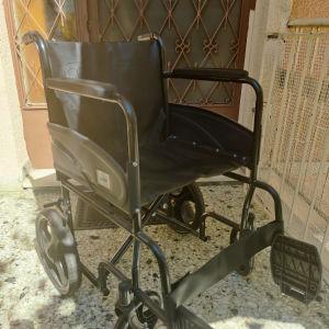 Αναπηρικό καροτσάκι πτυσσόμενο