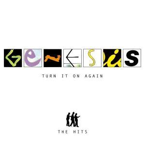 """GENESIS""""TURN IT ON AGAIN"""" - CD"""