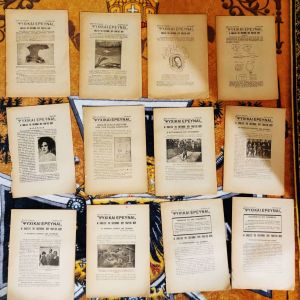 Ψυχικαί Έρευναι, Μηνιαίο Περιοδικό του Άγγελου Τανάγρα, Τόμος έτους 1928 ολοκληρωμένος παραφυσικά φαινόμενα έντυπο αντίκα σπάνιο δυσεύρετο εφήμερα συλλεκτικά