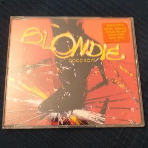 BLONDIE CD SINGLE - GOOD BOYS 4 TRK GIORGIO MORODER SCISSOR SISTERS