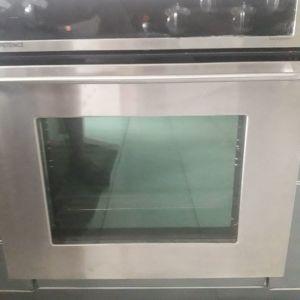 κουζίνα AEG inox