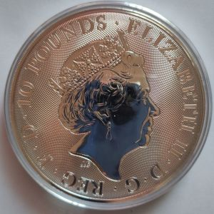 10oz silver coin proof