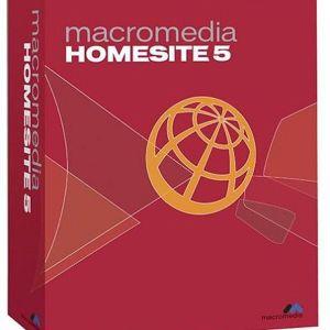 Macromedia HomeSite 5.0 ΣΦΡΑΓΙΣΜΕΝΟ