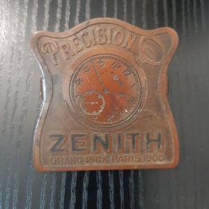συλλεκτικό μάνταλο ZENITH