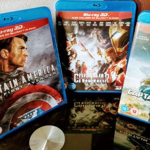 Set Blu-ray
