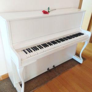 Πιάνο λευκό Zimmermann