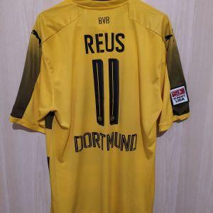 Borussia Dortmund κίτρινη εμφάνιση