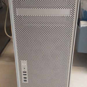 """APPLE MAC PRO 2006 (1,1) 2.66GHZ 8 CORE/ 32GB RAM / 240GB SSD /100GB External HDD (usb) / + Monitor Lg 24"""" + Πληκτρολόγιο & ποντίκι"""
