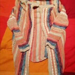 Παιδική Knit ζακέτα ZARA