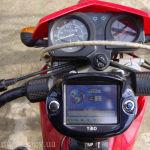 Gps Tibo Mls για μοτοσυκλέτα