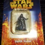 Star Wars Πέντε μικροσκοπικές φιγούρες Luke Skywalker, Han Solo, Yoda, Darth Vader, Storm Trooper