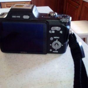Φωτογραφικη μηχανη sonyDSC- H10