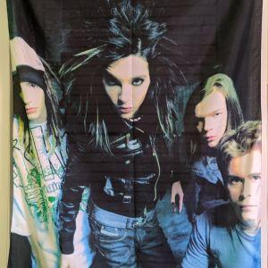 Πανό τοίχου Tokio Hotel