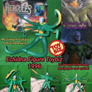 Echidna Figure Toybiz 1996 Τηλεοπτική Σειρά Ηρακλής Hercules Tv Series Αυθεντική Φιγούρα