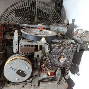 μηχανή  απο ηλεκτροφόνο